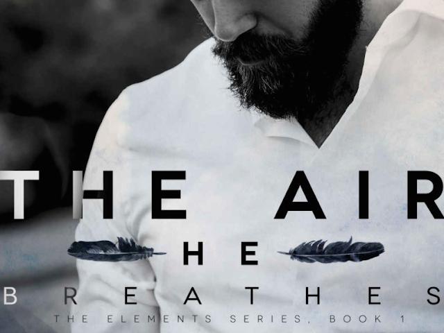 #informatorksiążowy - The Air He Breathes