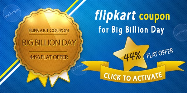 Flipkart india discount coupons