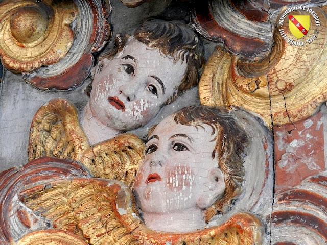 EPINAL (88) - Musée d'art ancien et contemporain : La Présentation de Jésus au Temple (XVIIIe siècle)