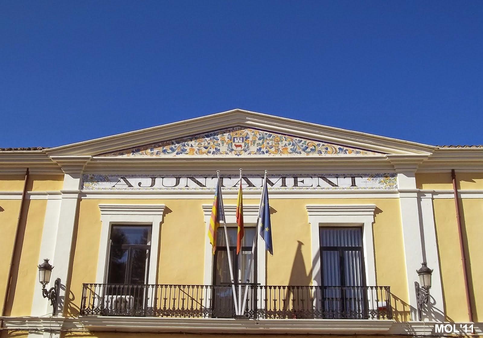 PLENO DEL AYUNTAMIENTO DE MANISES: OCTUBRE DE 2014