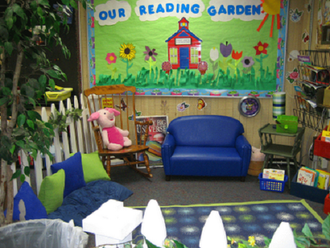 Classroom Decor Ideas On Pinterest Reading Hut