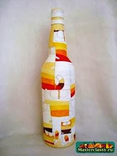 tangan dari botol bekas botol lukis cara membuat kerajinan tangan dari
