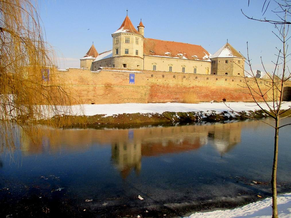 in the Southwest  of Fagaras fortress: Bastion John Szabo