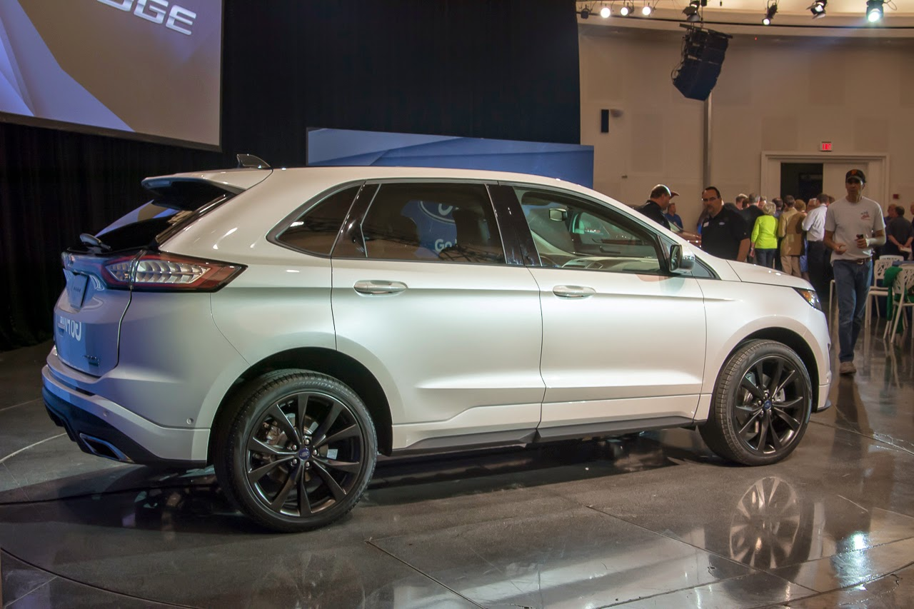 2015 Ford Edge  Release Date  Car Review and Modification