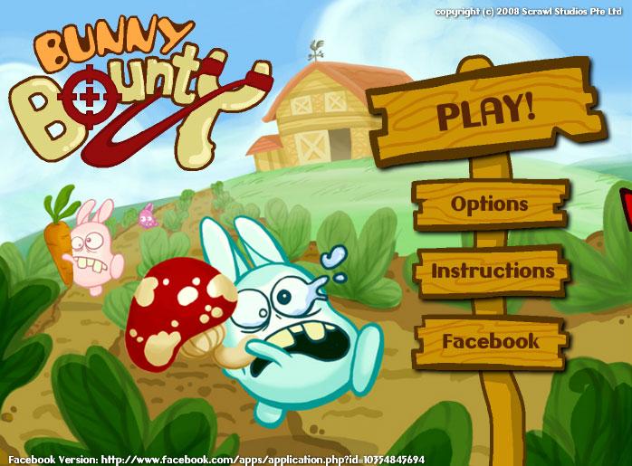 Y8 bunny bounty game