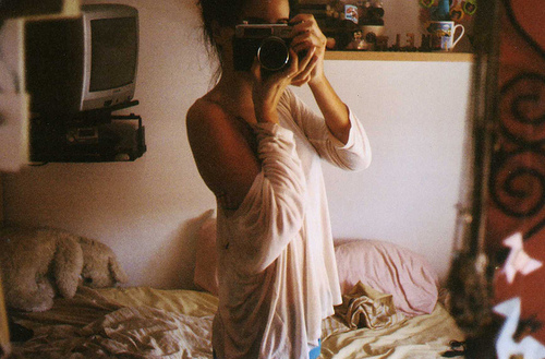 Funny Girl With A Camera Tumblr Pictures