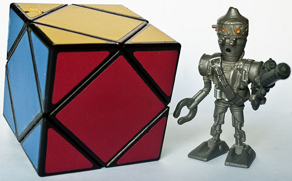 Skewb Cube Rubik Star Wars Robot