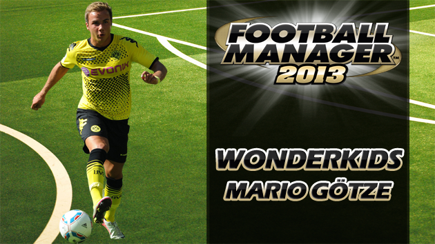 Football Manager 2013 Wonderkid - Mario Gotze
