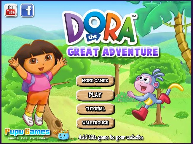Friv4school games dora great adventure friv games friv for Friv 4school