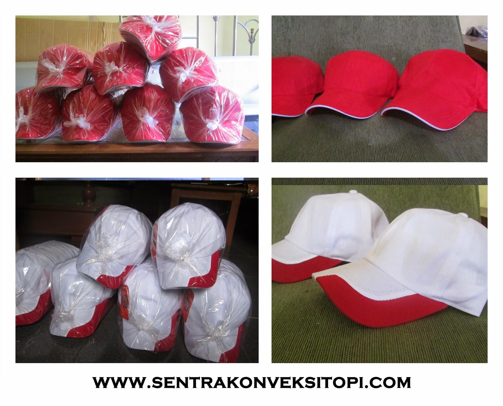 Tempat bikin topi di bandung