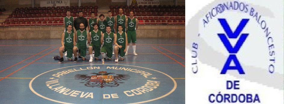 CLUB AFICIONADOS BALONCESTO VILLANUEVA DE CÓRDOBA
