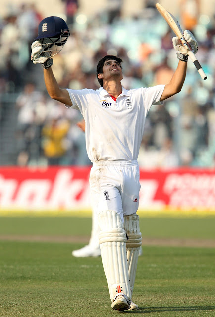 Alastair Cook Record Ton England Player India Vs England Profile Tests Latest News Tests Photo