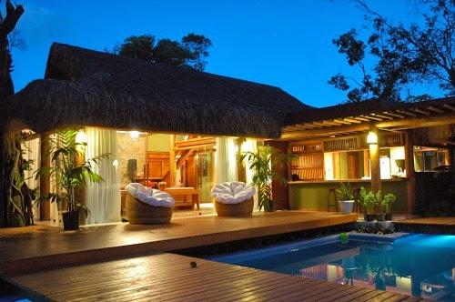 Occasione villa con piscina ad arraial d 39 ajuda brasile for Piani di casa per coppie di pensionati