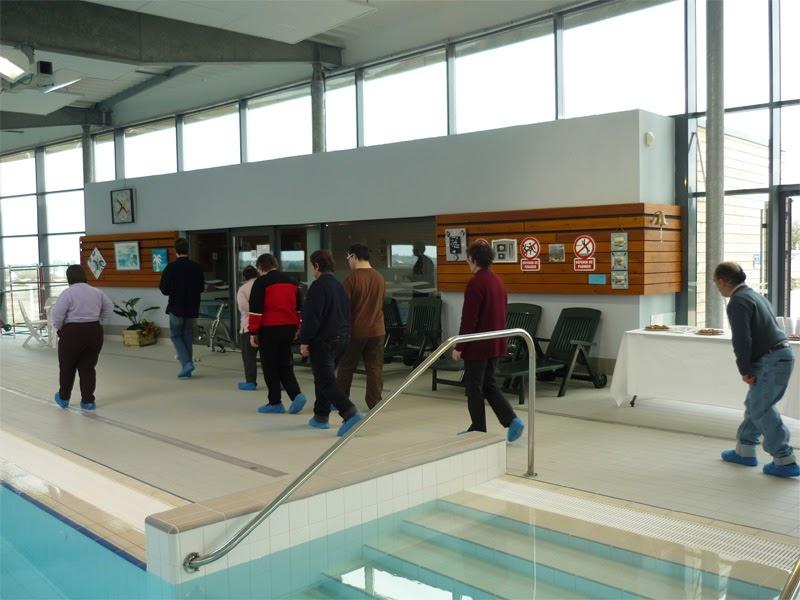 Collectif art 39 hand 39 co les artistes for Aquacap perigueux piscine