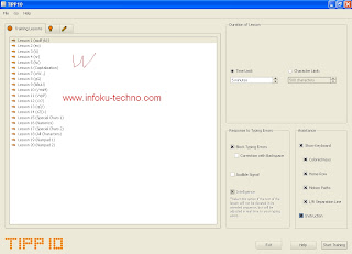 Free download Software ketik 10 jari