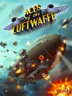 Screenshots of the Aces of the Luftwaffe for Android tablet, phone.