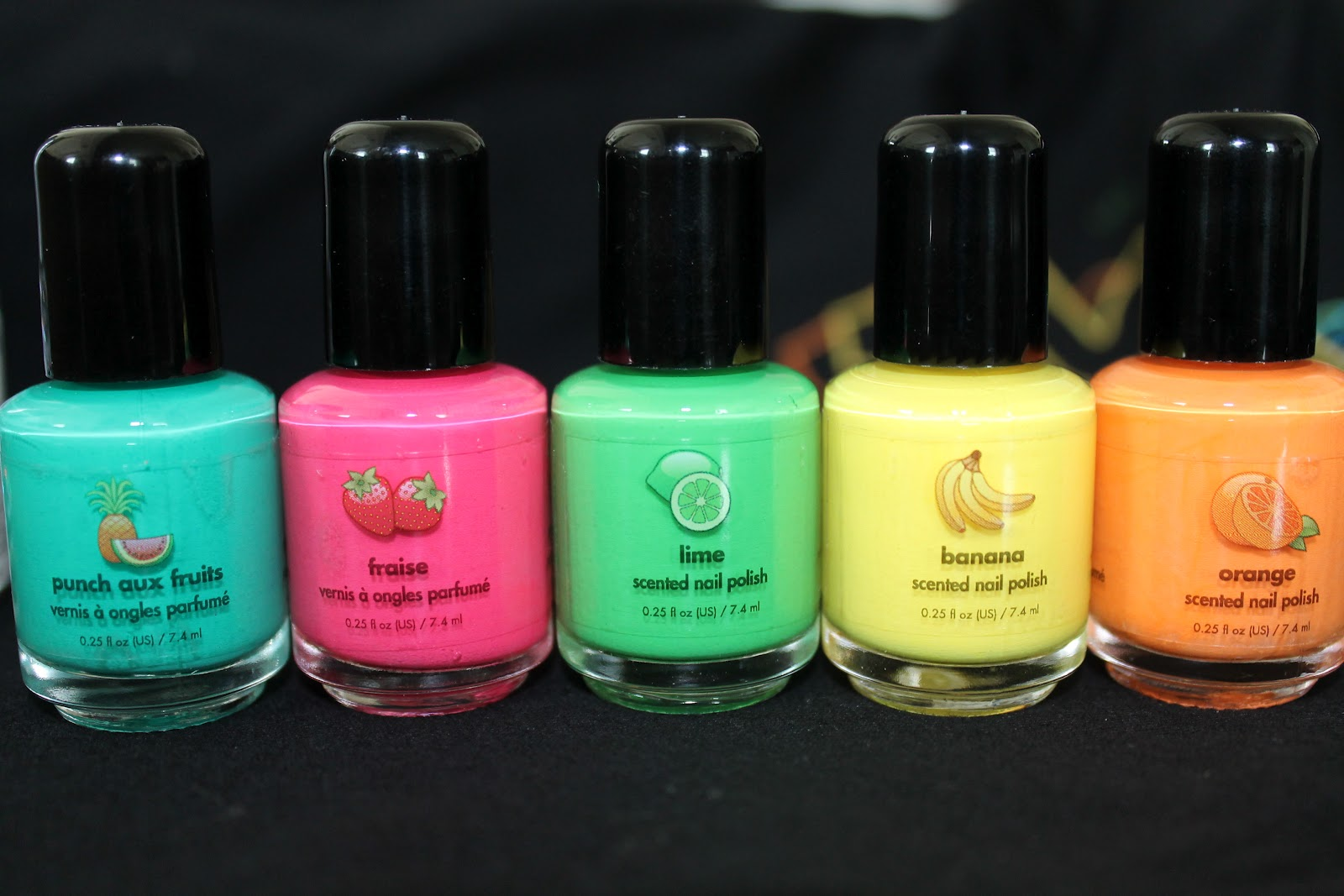 Austin Stay n Play: Scented Nail Polish