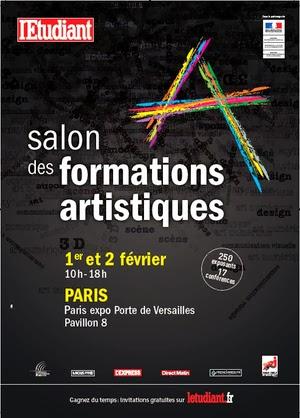 D co design se former s 39 informer salon des for Salon de formation