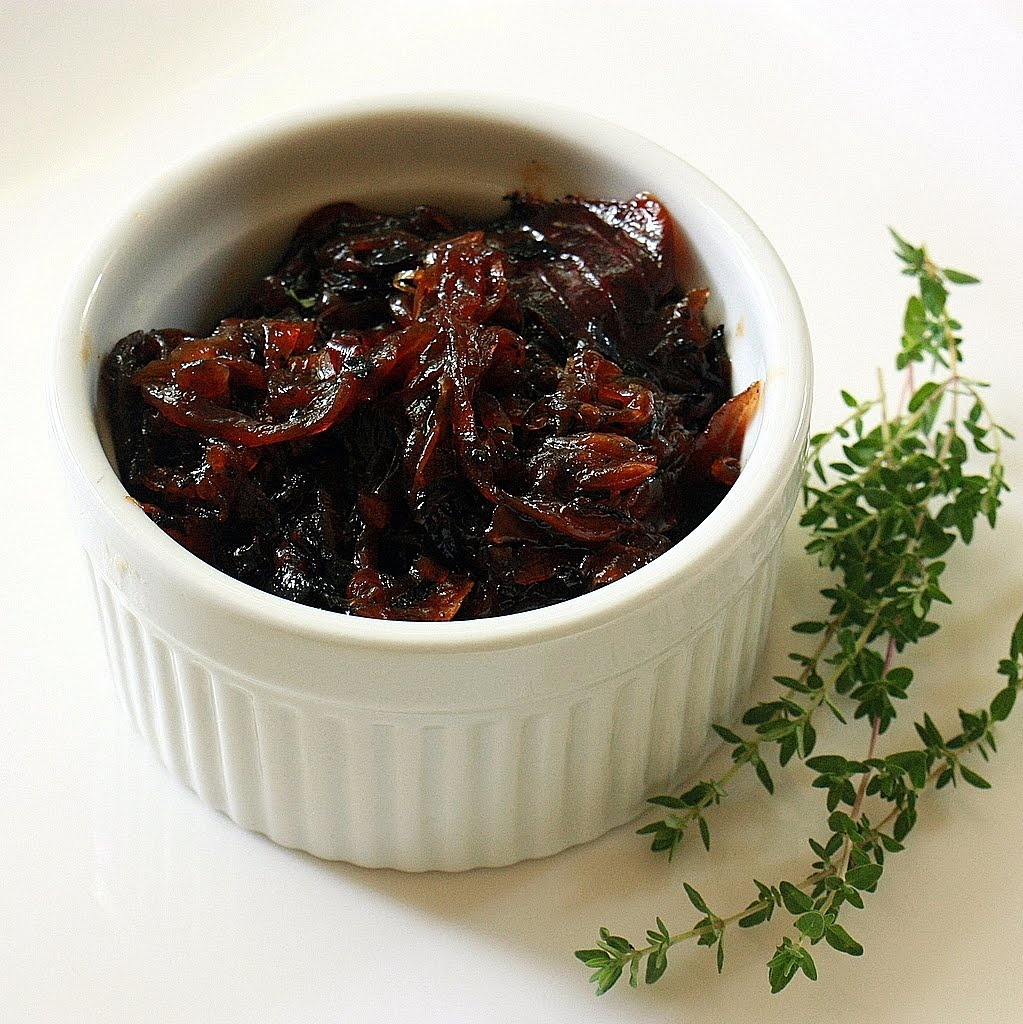 The Nesting Project: Red Onion Jam