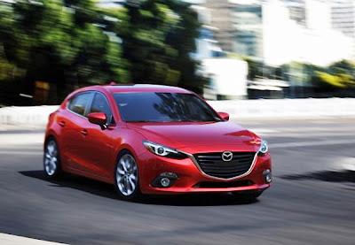 Mazda3 model 2014