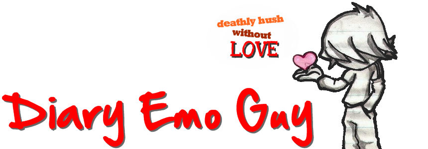 Diary Emo Guy