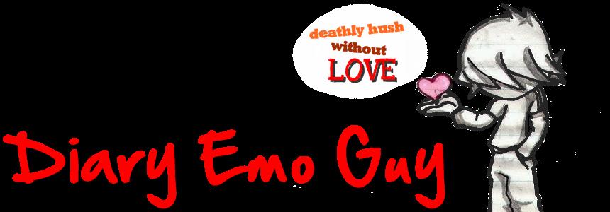 Diary Emo Guy