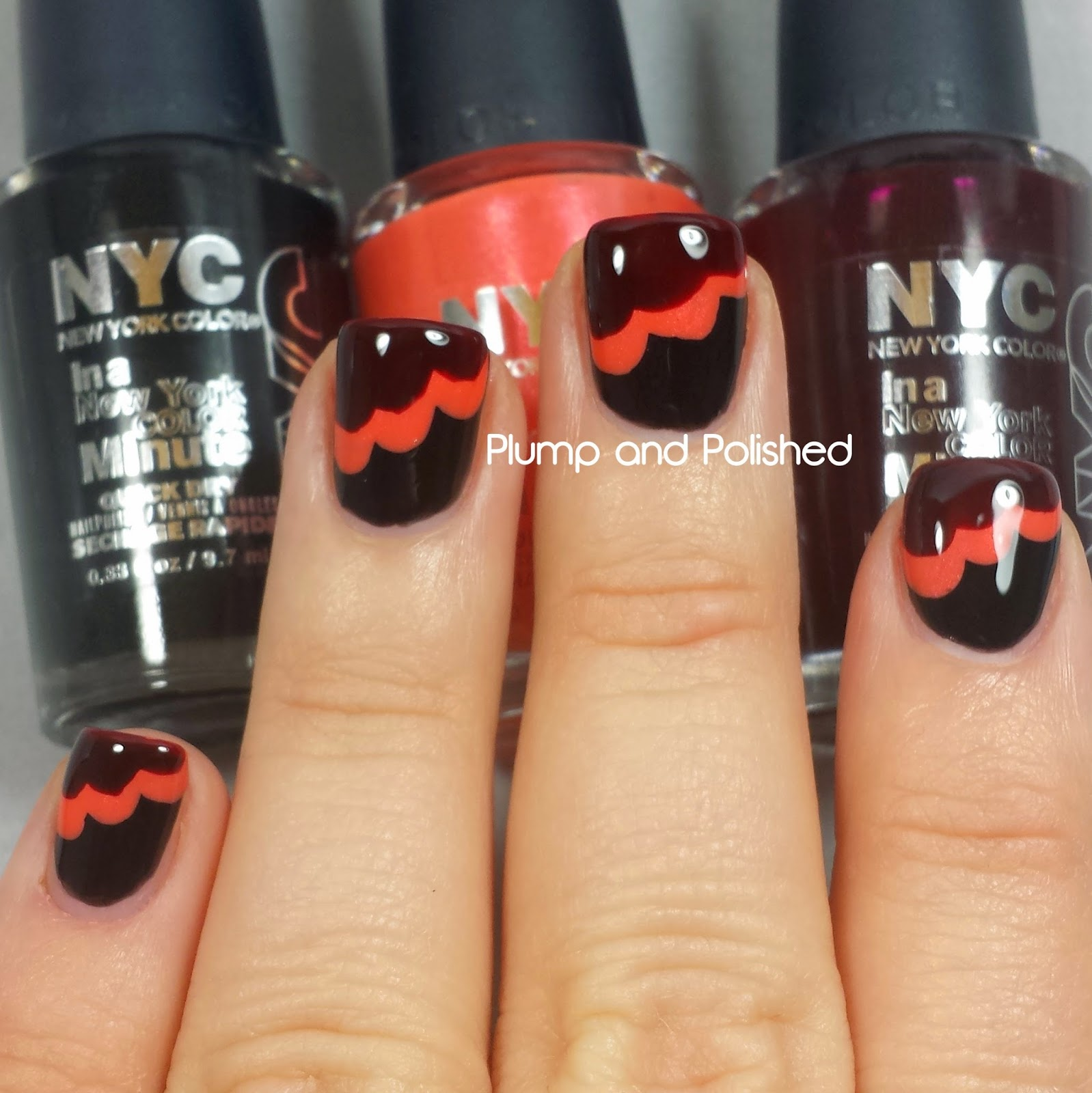 NYC New York Color - Midnight Beauty Collection Nail Art