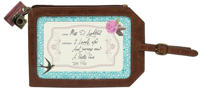 DIsaster Designs Bon Voyage Makeup Bag