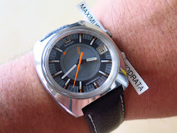OMEGA MEMOMATIC ALARM - AUTOMATIC CAL 980
