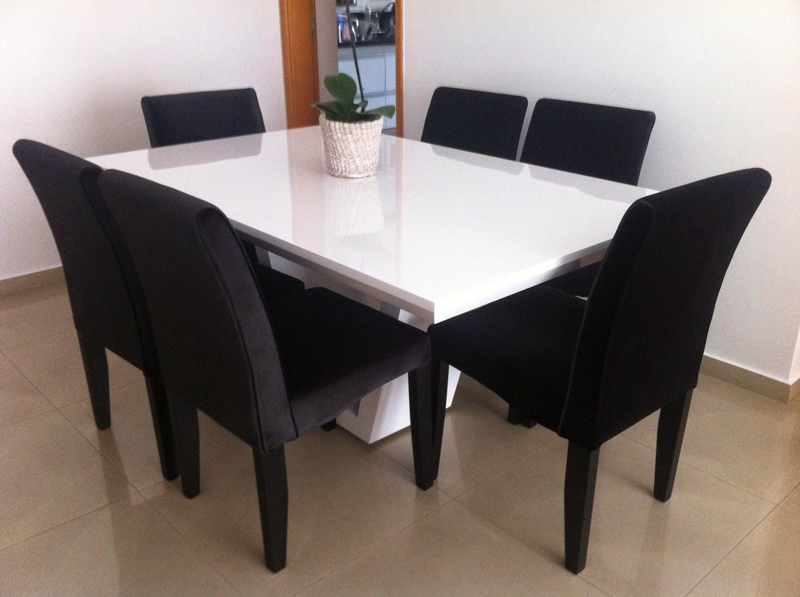 Mesa Para Area Gourmet Ucbuemesa De Jantar Ucbue Tronco De Rvore A  -> Sala De Jantar Pequena Com Mesa De Marmore