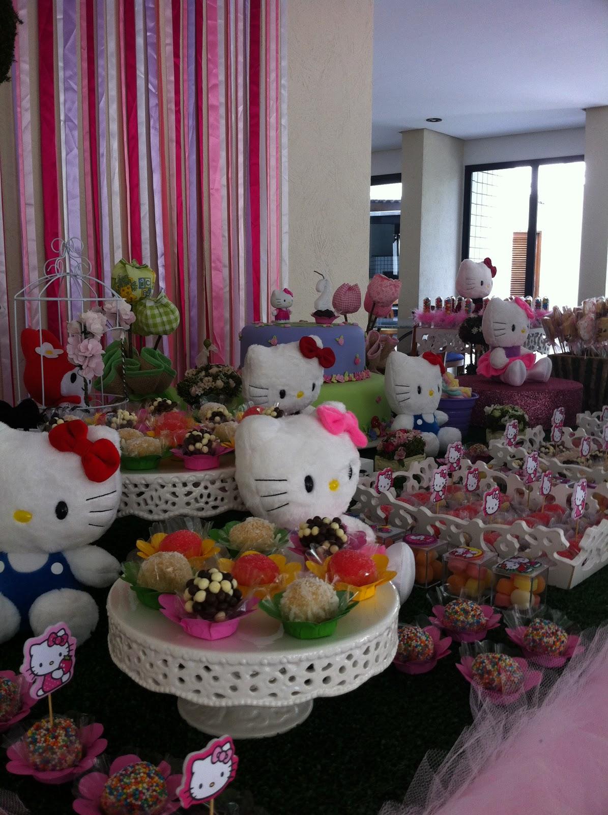 decoracao festa hello kitty ? Doitri.com