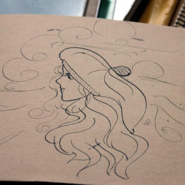 drawing by julienne mumar
