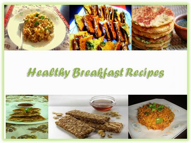 Nutricious & Healthy Recipes