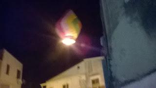 Palloni di Santa Lucia.