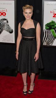 Hottest Celebrities, Scarlett Johansson