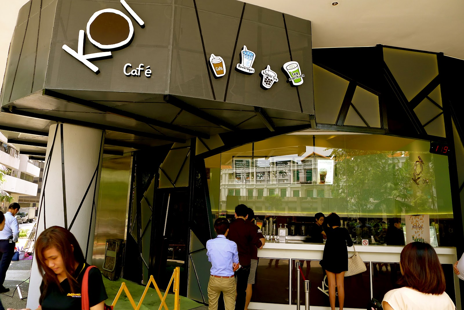 report on koi cafe in singapore essay An sop is a long essay that is often asked by universities abroad the full form of sop is statement of purpose usually about 1000 words, this essay seeks to understand the candidate's life, the motivations for the chosen career path and his/her goals.