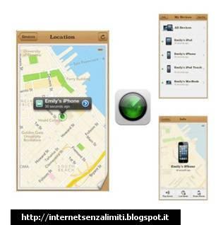 come localizzare iphone smarrito