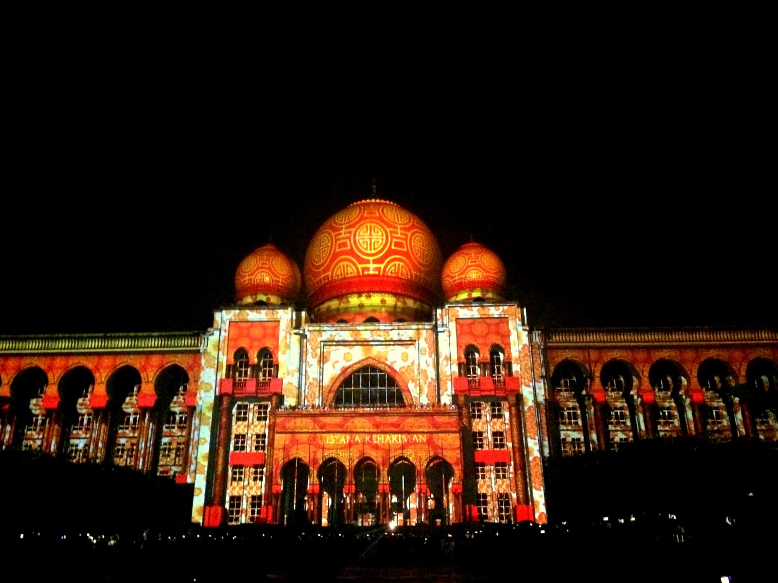 3rd Light And Motion Putrajaya / LAMPU 2015