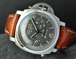 Panerai Luminor 8Days GMT Monopulsante