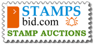stamp auctions site
