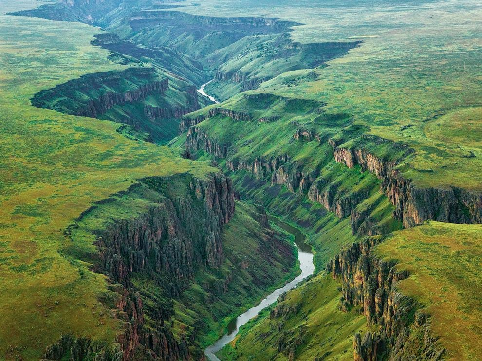 Michael Melford, Owyhee River, Idaho, National Geographic