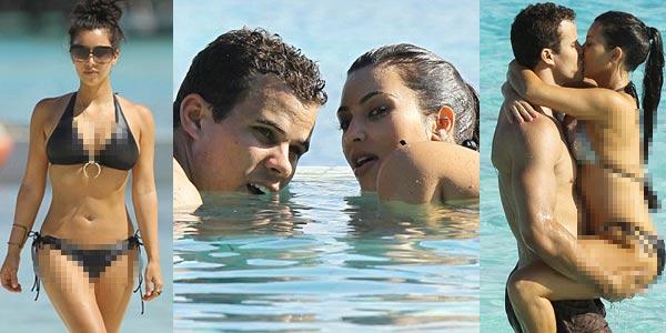 Pasangan Kim Kardashian dan Kris Humphries kembali mengumbar foto ...