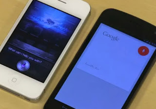 Now Google is worthy of an opponent of Siri