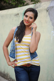 Preethi Rana Pictures at Gaali Patam 012.jpg