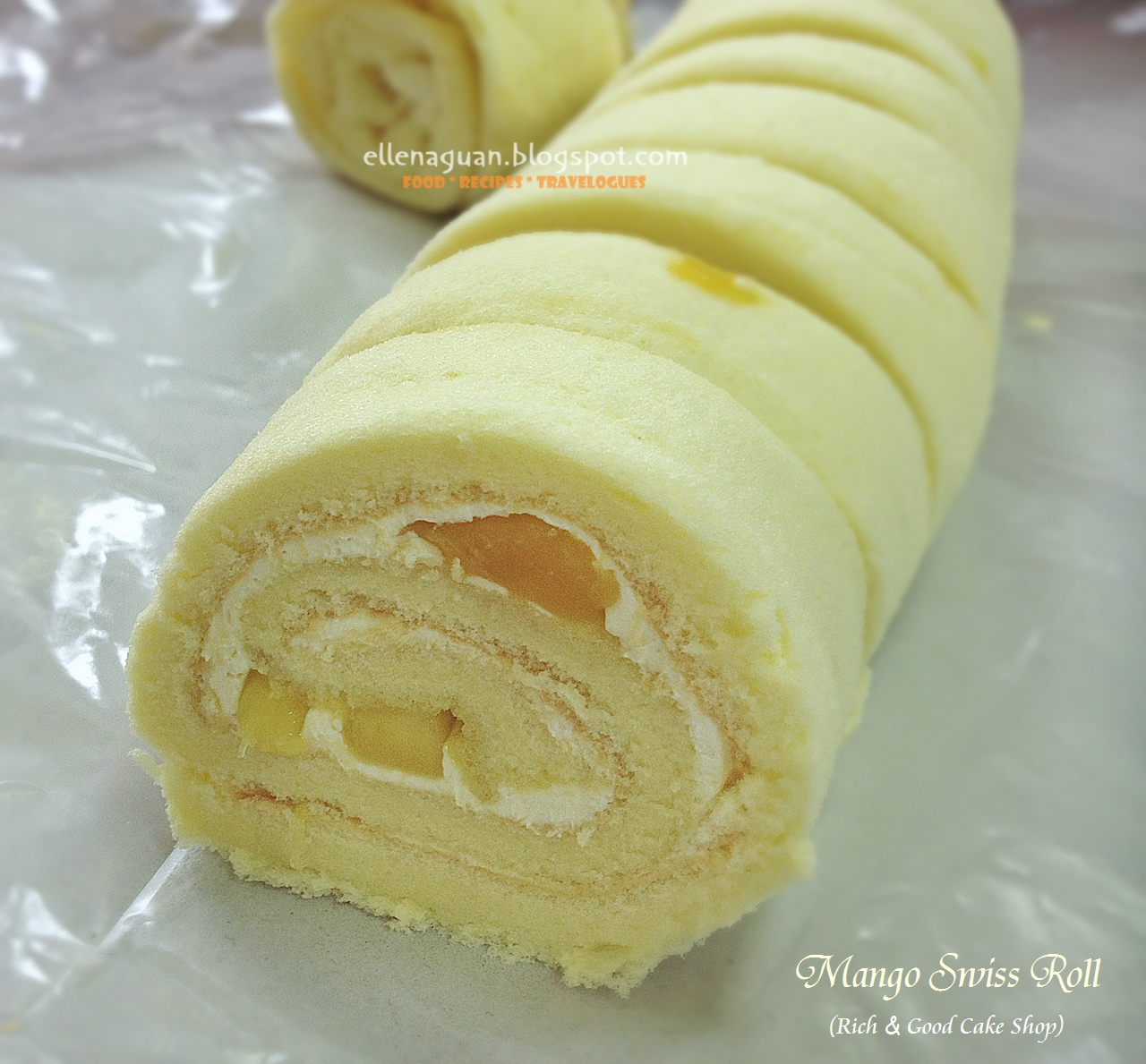 Alternatively You Could Try Their Mango Swiss Roll Which Was Not As Sweet As Compared To The Kaya Swiss Roll Which I Think Is Good For Those Who Dont Have