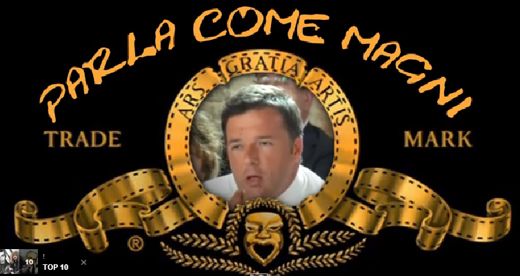 Matteo Renzi Parody in English language