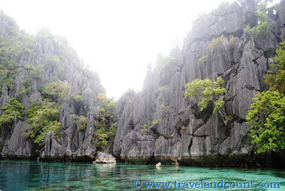 Black Limestones at Coron