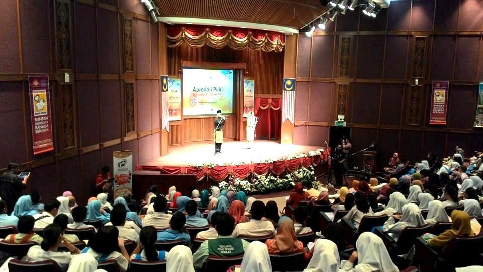 Apresiasi Puisi Melayu Tradisional