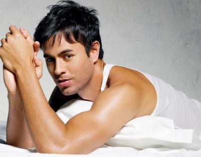 Cantante Enrique Iglesias