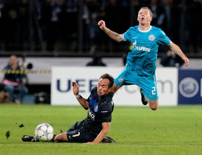 Zenit St. Petersburg 3 - 1 FC Porto (3)